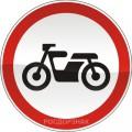 """3.5. """"Движение мотоциклов запрещено"""""""