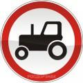"""3.6. """"Движение тракторов запрещено"""""""