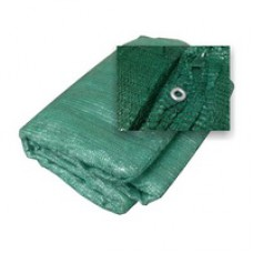 Пластиковая фасадная сетка 4м x 10п.м.