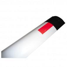 Пластиковый дорожный сигнальный столбик С3 ГОСТ Р 50970
